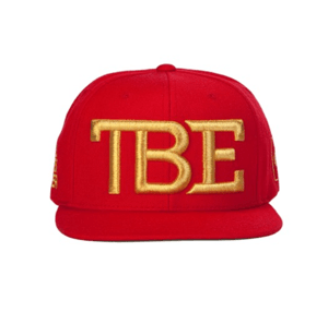TBE – Red & Gold