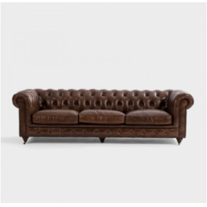 Jefferson Chesterfield Sofa – Three Seater