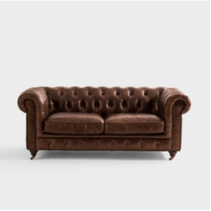 Jefferson Chesterfield Sofa – Two Seater
