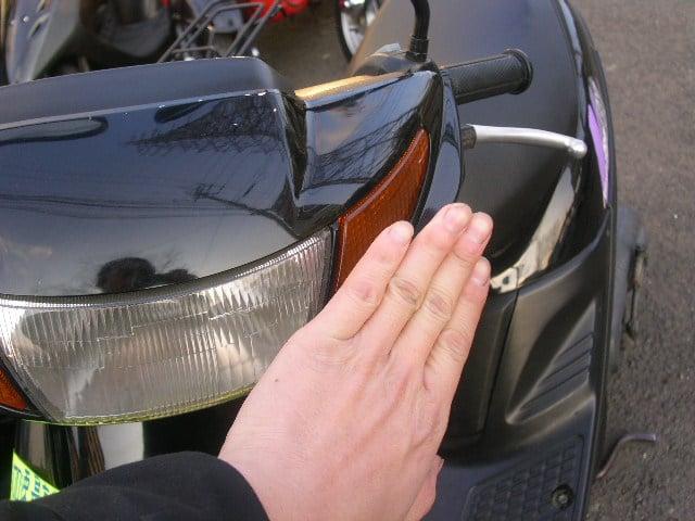 JOGウィンカー修理