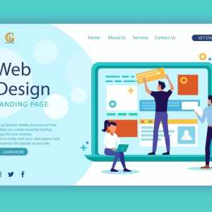 Web Design services by Gentum