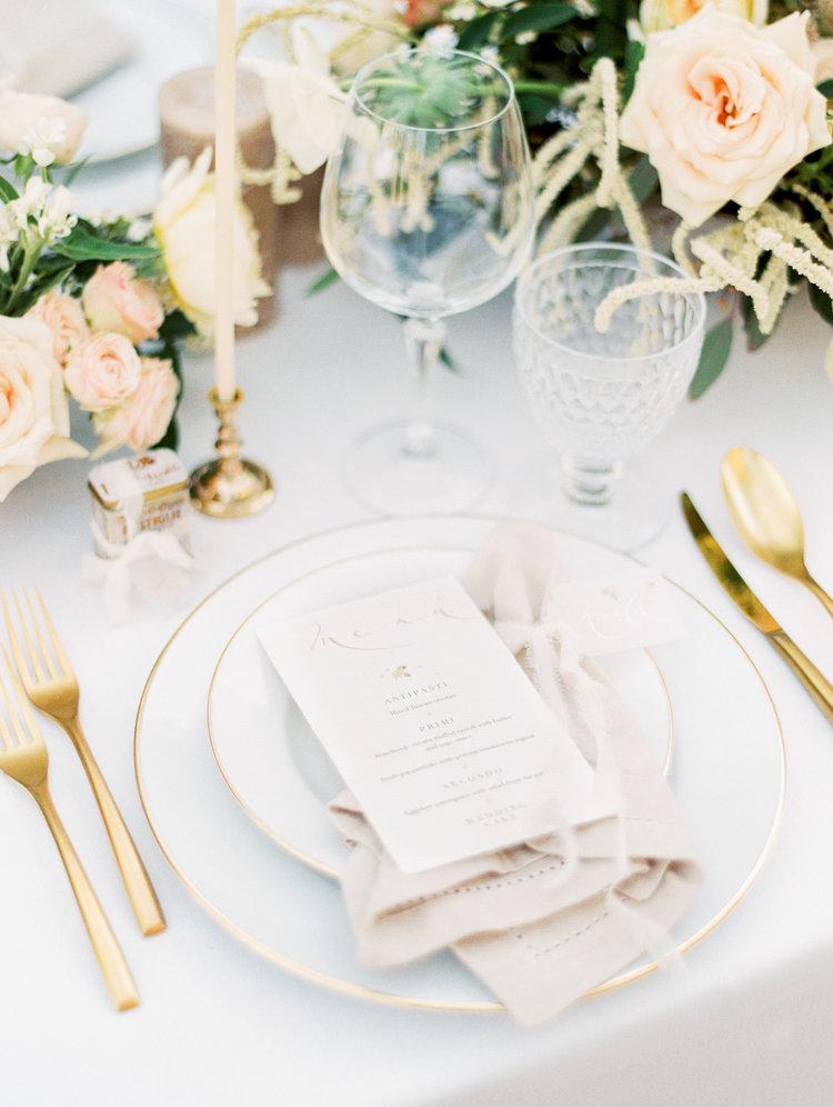 spring wedding reception table decorations
