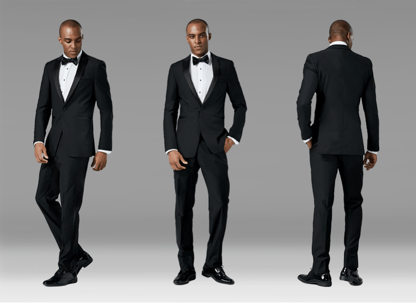 How Should a Tuxedo Fit