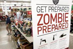 Practical zombie apocalypse preparations