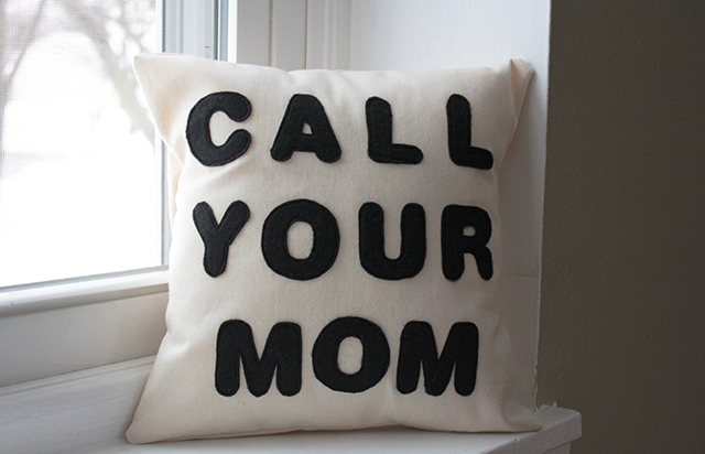call your mom