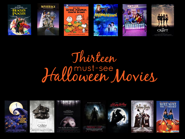 13 Must-See Halloween Movies to Watch Every Year - GenTwenty
