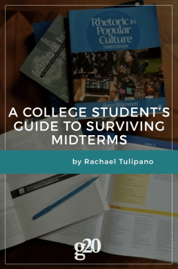 A College Student's Guide to Surviving Midterms