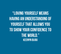 The importance of loving yourself before another