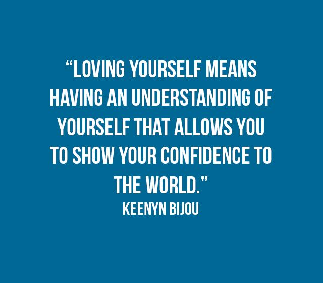 self love importance