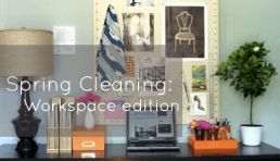 Spring Cleaning: Personalizing your workspace