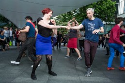 How Swing Dancing Has Made Me a New Person