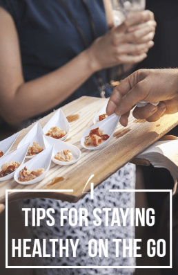 Busy Girl Life: How to Keep Healthy On the Go
