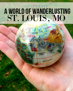 A World of Wanderlusting: St. Louis, MO