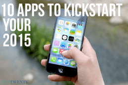10 Apps to Kickstart Your 2015