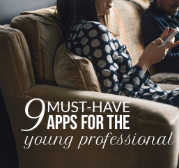 9 Apps for Young Professionals
