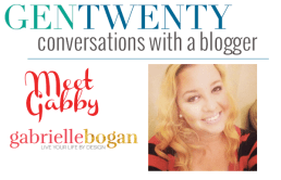 Conversations With a Blogger: Meet Gabby Bogan