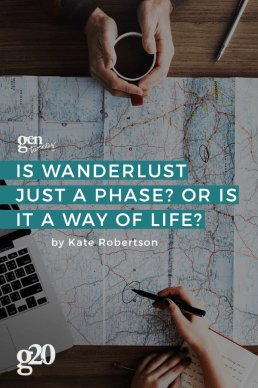 Is Wanderlust Just a Phase?
