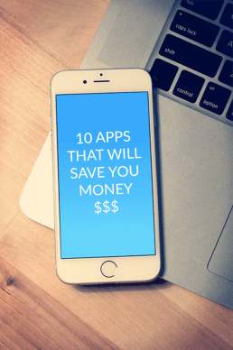 10 Apps to Save You Money