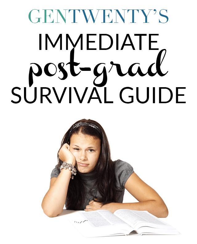 Post-Grad Survival Guide
