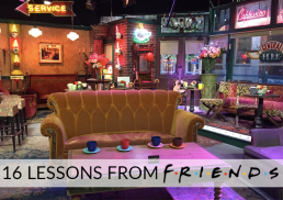 Everything You Need To Know According to Friends