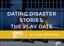 Dating Disaster Stories: The Play Date