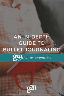 An In-Depth Guide to Bullet Journaling
