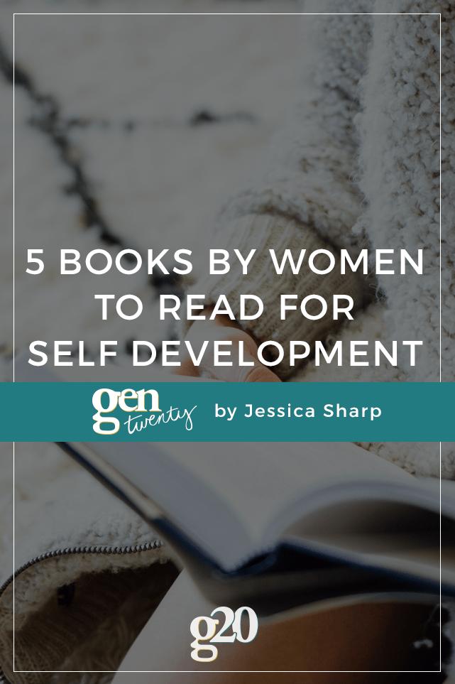 5 Books Written By Women To Read For Self Development