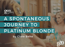Blonde Transformation: A Spontaneous Journey to Platinum Blonde Hair (And Every Shade In-Between)
