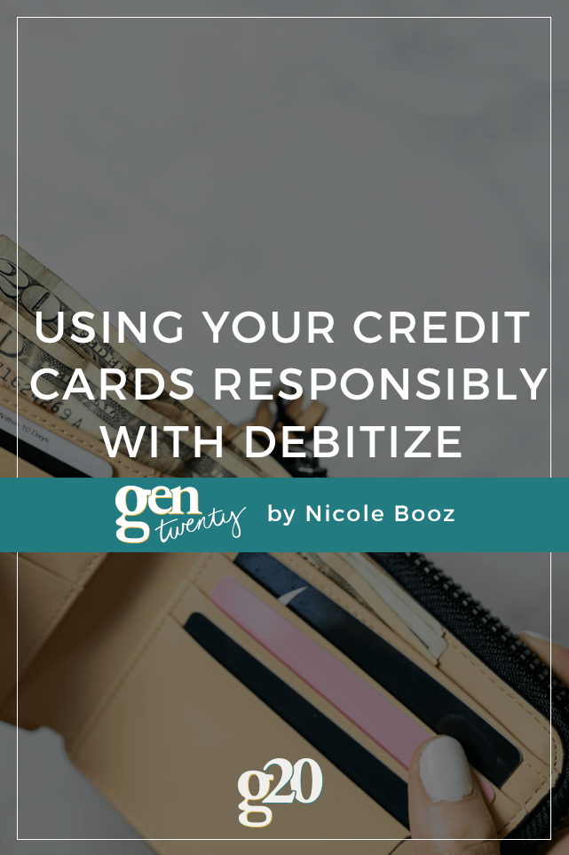 Struggling with overspending on your credit card? Debitize makes it easy by automatically deducting your credit card transactions from your checking account. Learn more. #sp