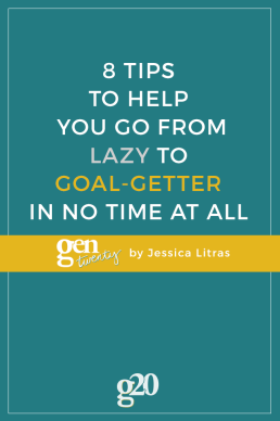 Be a Goal-Getter: Going All-In On Your Goals