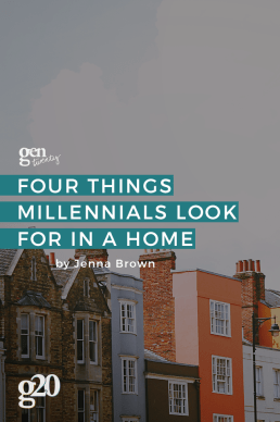 4 Things Millennials Are Looking For In a Home