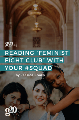 "The F Word: Reading ""Feminist Fight Club"" with Your Squad"