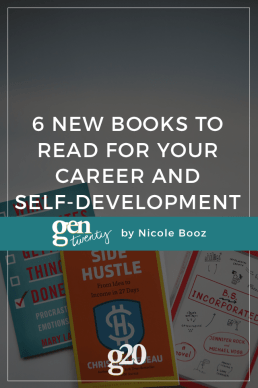 6 New Books to Read for Your Career and Self-Development