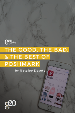 Decluttering Made Simple: My Experience on Poshmark