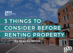 3 Things to Consider Before Renting a Property