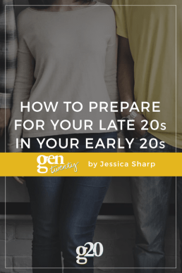 How to Prepare for Your Late 20s Now