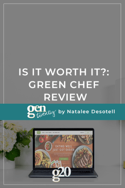 Is It Worth It?: Green Chef Review