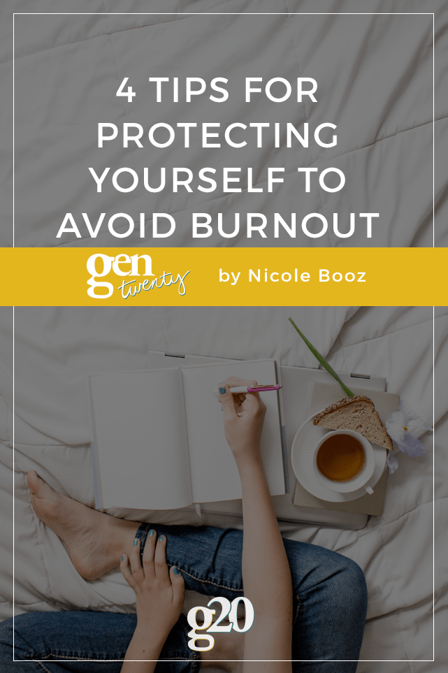 Tips for Preventing Burnout