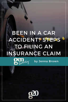 Been in a Car Accident? Steps to Filing an Insurance Claim