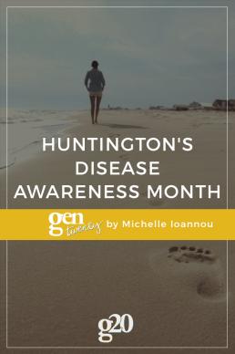 Huntington's Disease Awareness Month