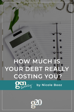 How Much Is Your Debt Really Costing You?