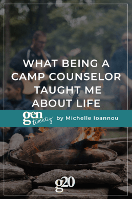 What Being A Camp Counselor Taught Me About Life