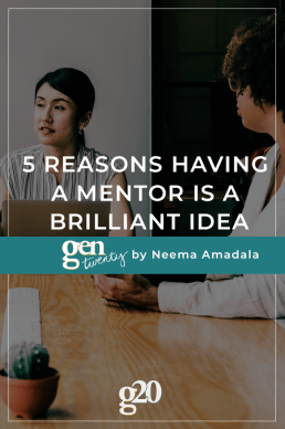 5 Reasons Having a Mentor Is a Brilliant Idea
