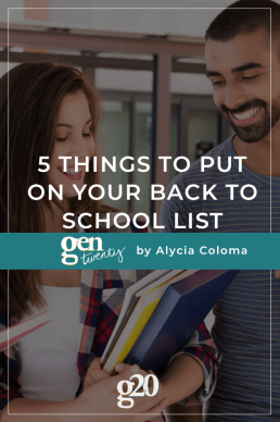 Everything You Need to Head Back to School