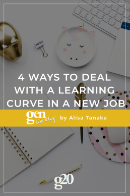 4 Ways To Deal With A Learning Curve In A New Job