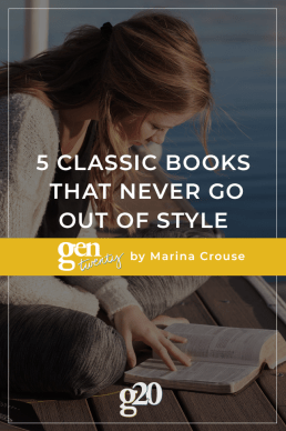 5 Classic Books That Never Go Out Of Style