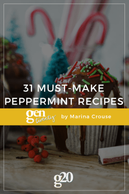 Peppermint Recipes for Every Day of the Month
