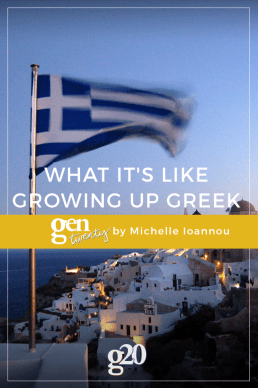What It's Like Growing Up Greek
