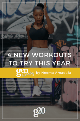 4 New Workouts to Try This Year