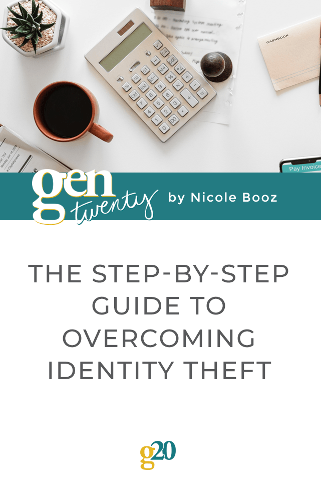 The Step-by-Step Guide To Overcoming Identity Theft